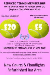 reduced tennis leaflet