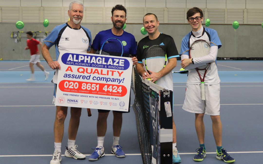 Welcome to our new sponsors – Alphaglaze (Croydon)